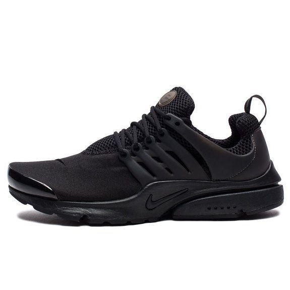 Nike Air Presto Scarpe da corsa Sneaker nero RARITÀ, Colore:nero;Dimensione EU:EUR 48.5