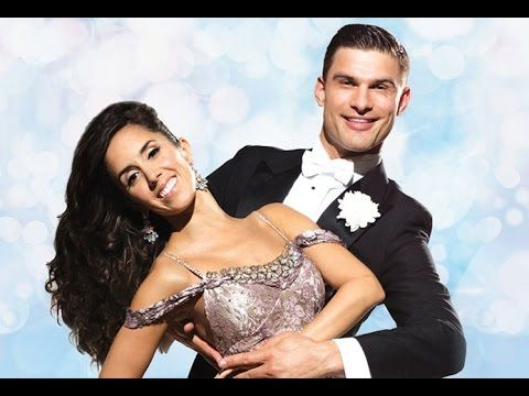 Strictly Come Dancing Married Couple ALJAZ SKORJANEC and JANETTE MANRARA Life Story Interview - YouTube