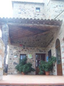 Hotel Rincon del Abade en Encinasola (Huelva).