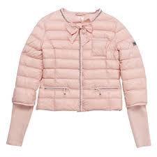 piumino pink