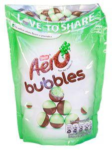 Nestle Aero Bubbles