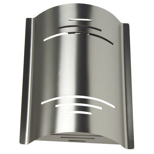 Craftmade Teiber Contemporary curve Brushed Nickel  Chime Box door bell CC-BN #Teiber