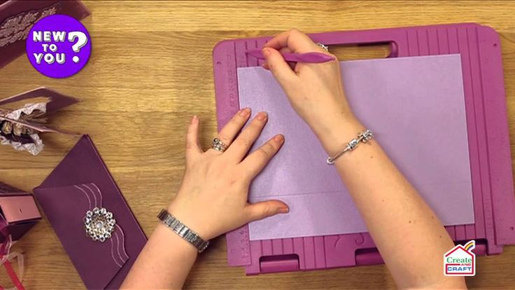 How to Make Beautiful Boxes Using a Score Board with Leann Chivers | New...