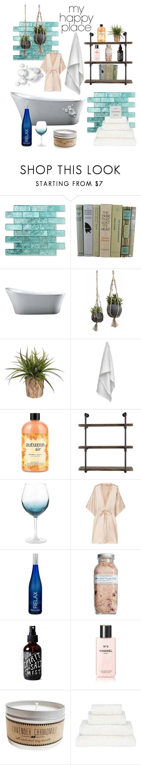 """""""My Happy Place"""" by sab26bas ❤ liked on Polyvore featuring interior, interiors, interior design, home, home decor, interior decorating, The Organic Company, Pier 1 Imports, STELLA McCARTNEY and Farmaesthetics"""
