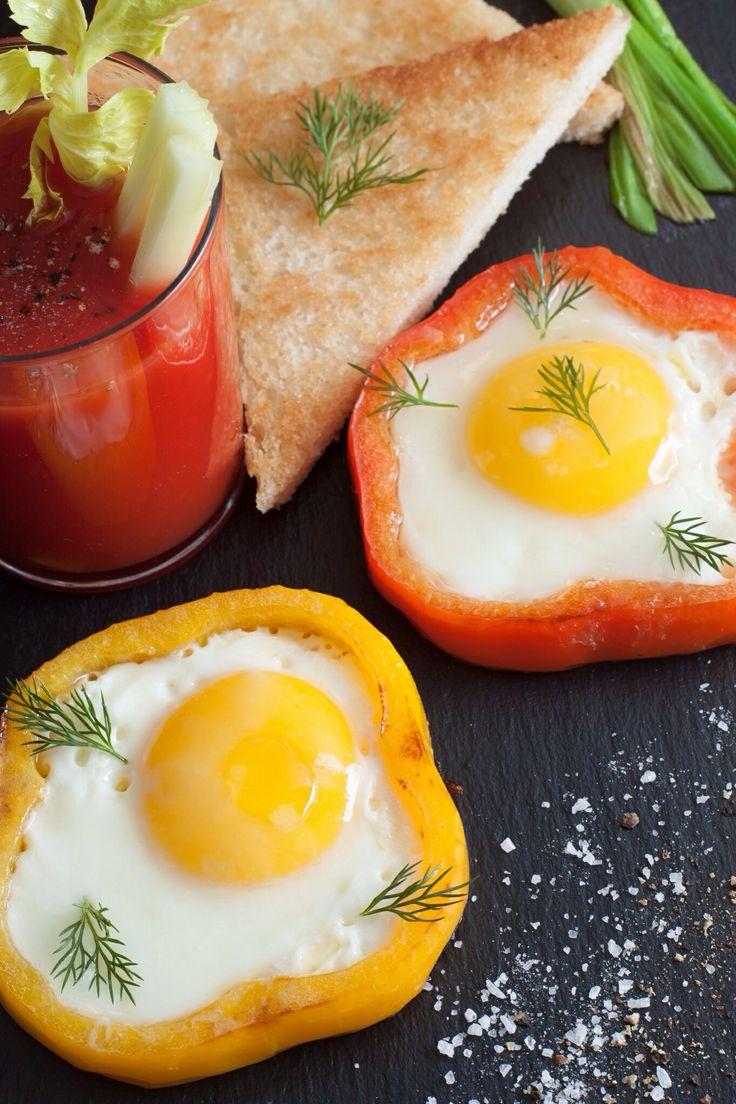 Healthy eggs:)