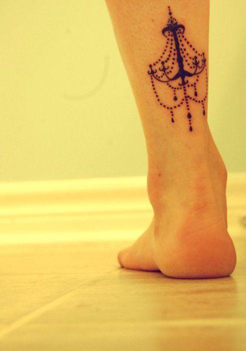 Chandelier Tattoo