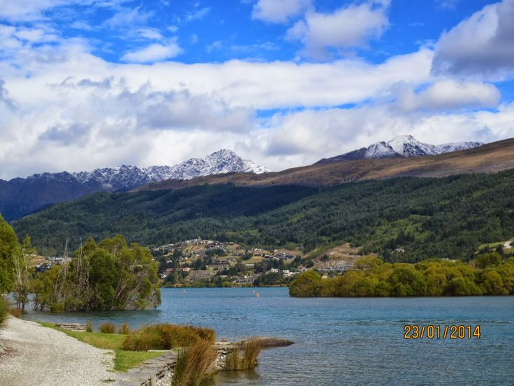 The Travelling Lindfields: Queenstown, New Zealand - not just for adrenaline ...