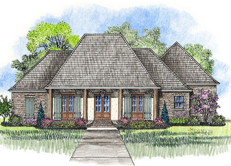 1000 ideas about acadian house plans on pinterest for Acadian home builders