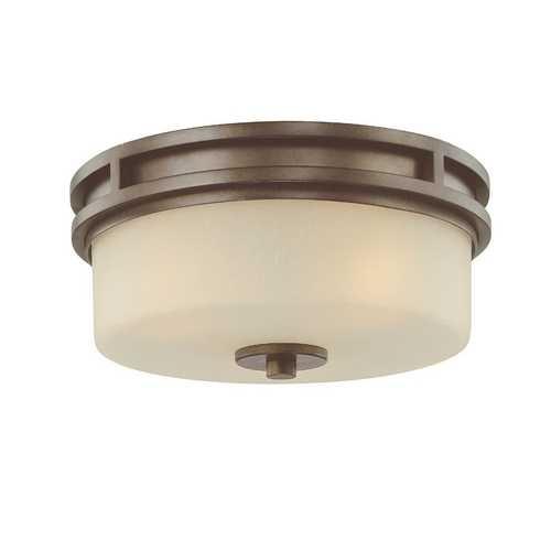 dolan designs three light flush mount ceiling fixture from the multnomah co heirloom bronze indoor lighting ceiling fixtures flush mount