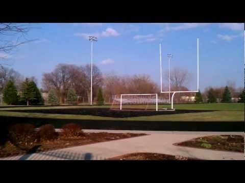 East High School Football Field in GREEN BAY