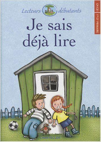 Amazon.fr - Je sais déjà lire - Pieter Van Oudheusden, Gert Boullart, Collectif, Tini Bauters, Jan Heylen - Livres