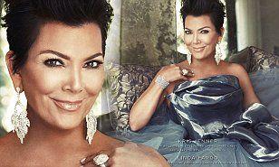 Kris Jenner talks Kourtney Kardahians's split from Scott Disick in Haute Living New York | Daily Mail Online