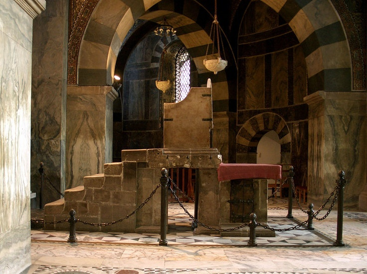 Pfalz Kapelle - Throne of Charlemagne - Aachen, Germany