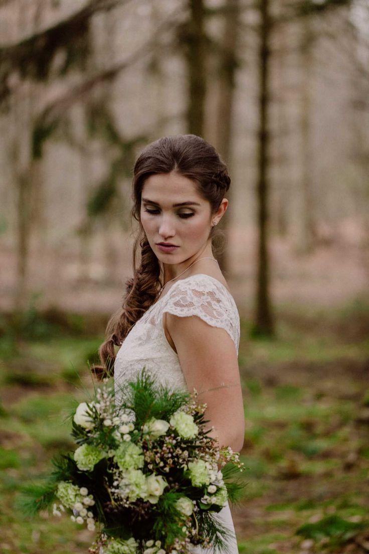 7 besten Styled Shoot mit unserem Brautkleid Fleur Bilder auf ...