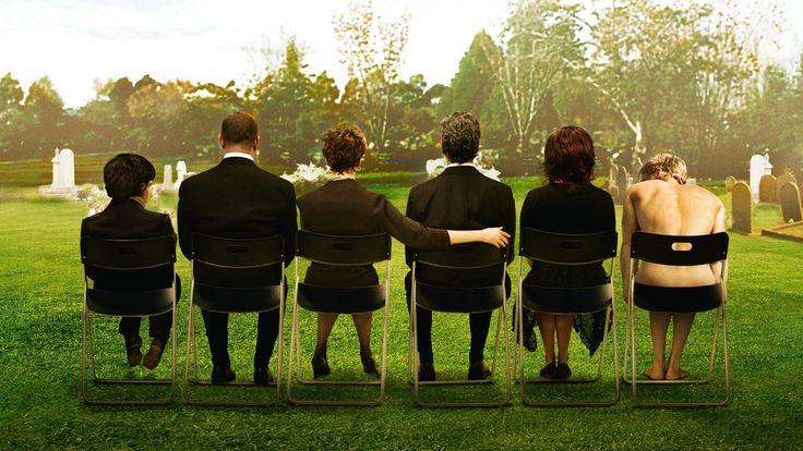 Death At A Funeral - Matthew Macfadyen, Keeley Hawes, Jane Asher, Kris Marshall, Rupert Graves, Peter Vaughan, Peter Egan and Peter Dinklage