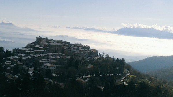 Capranica Prenestina (RM) #Lazio