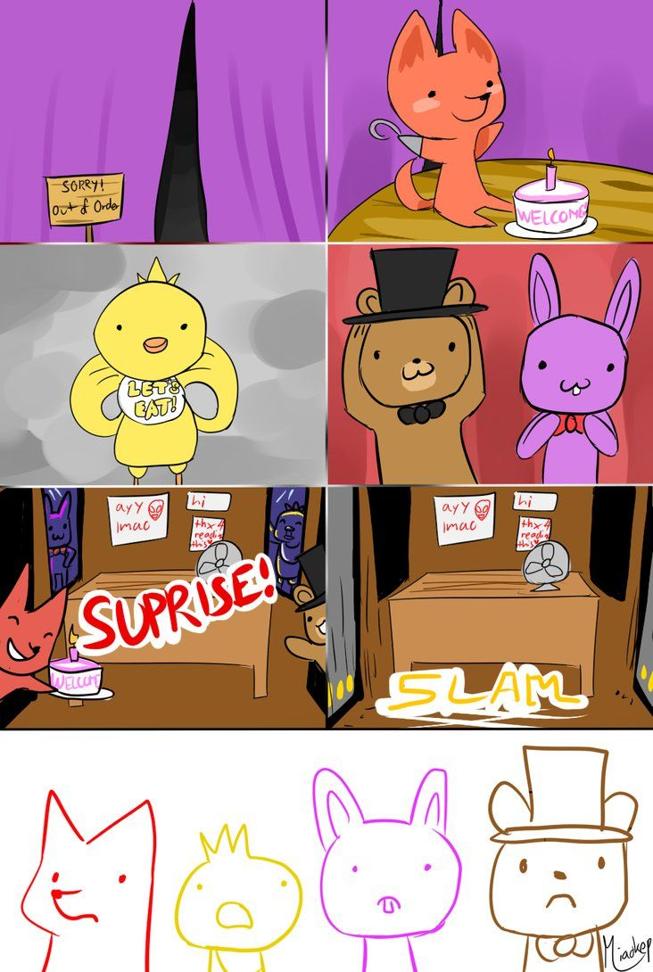 Fnaf party five nights at freddy s foxy five nights at freddy s