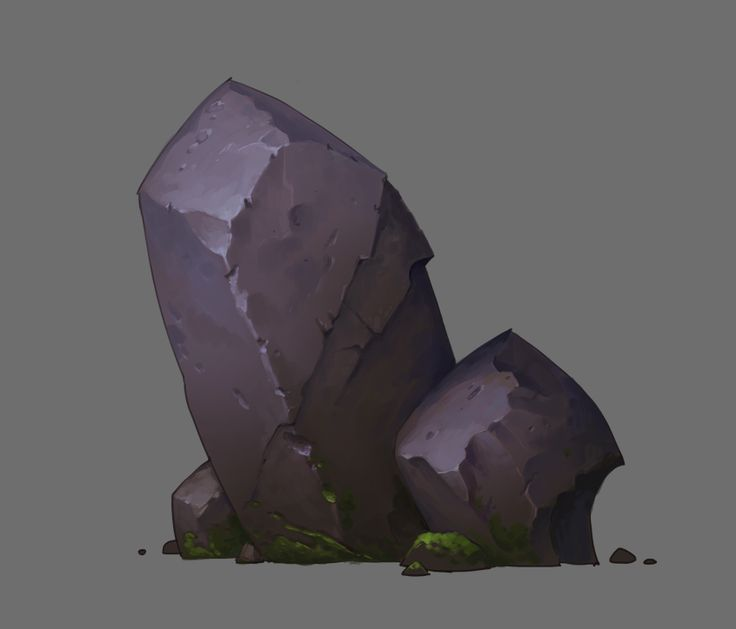 Some rock by *Gimaldinov on deviantART