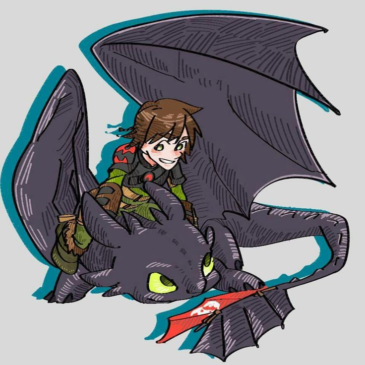 how to train your dragon credits