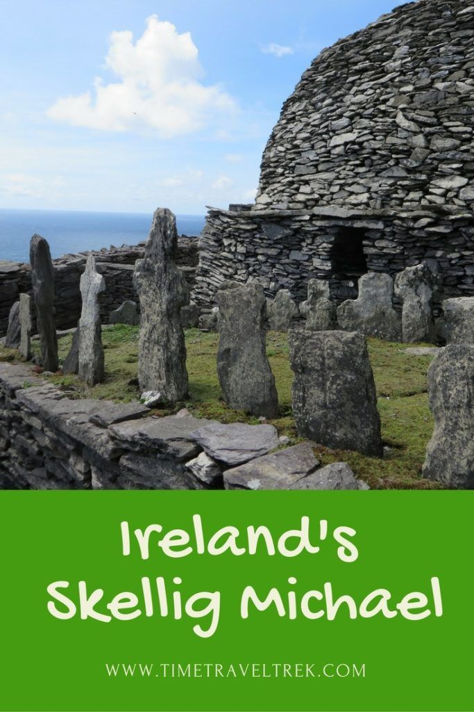 An Irish monastery + isolated sea crag in the Atlantic = one-of-a-kind UNESCO World Heritage Site!