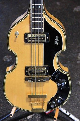 Beatles Guitars: Beatles And Bass On Pinterest