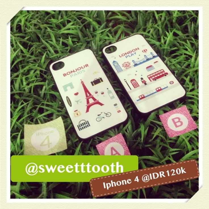 Travel case for iphone 4/4s, IDR120.000