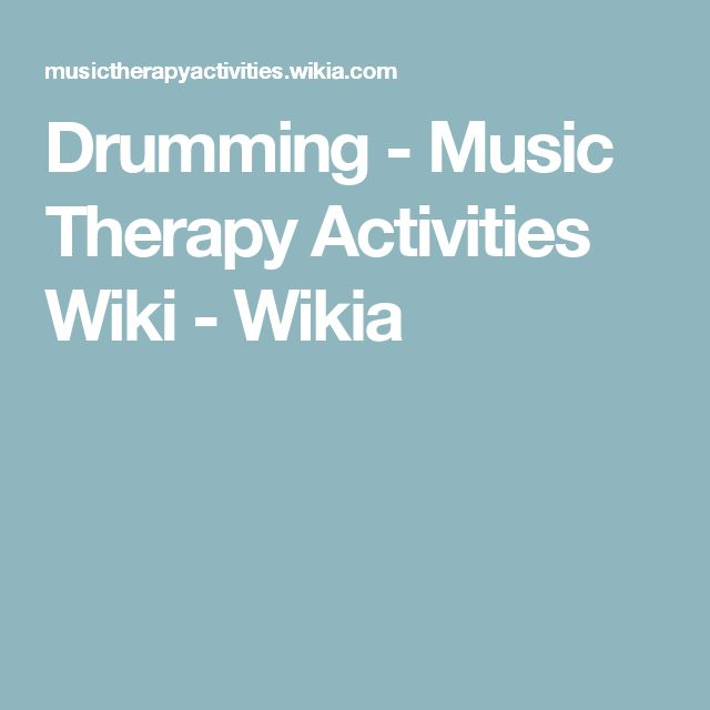 music therapy dissertation