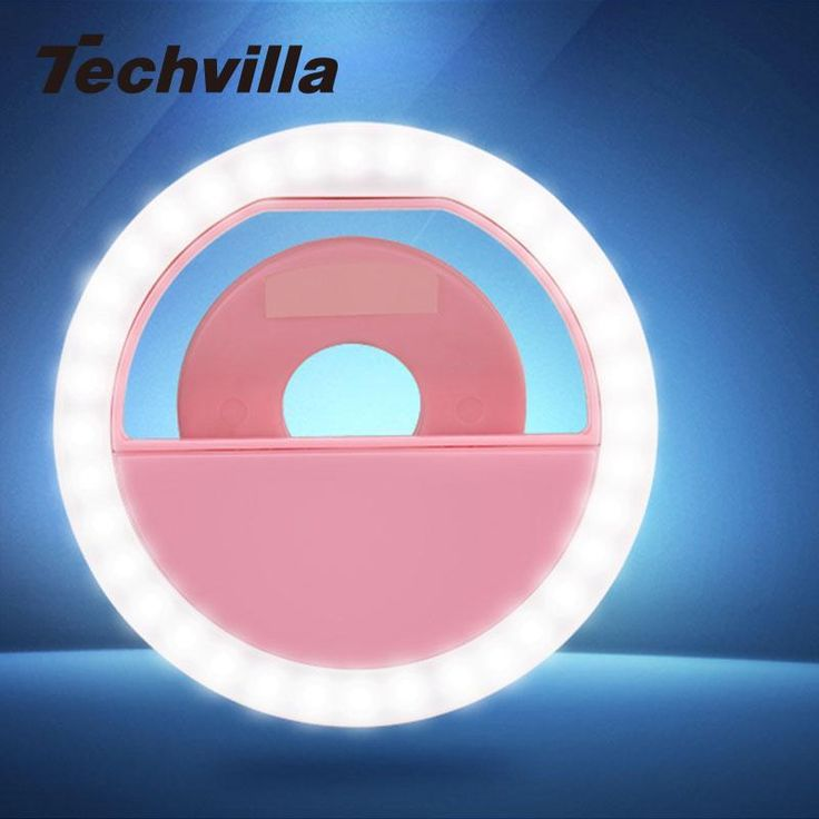 techvilla USB Selfie Fill Light selfie ring flash LED Bulb Clip Camera Photography Photo Selflife lamp for Smart Phone Bright //Price: $5.73//     #shopping