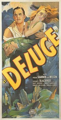 Deluge Peggy Shannon Sidney Blackmer Lois Wilson