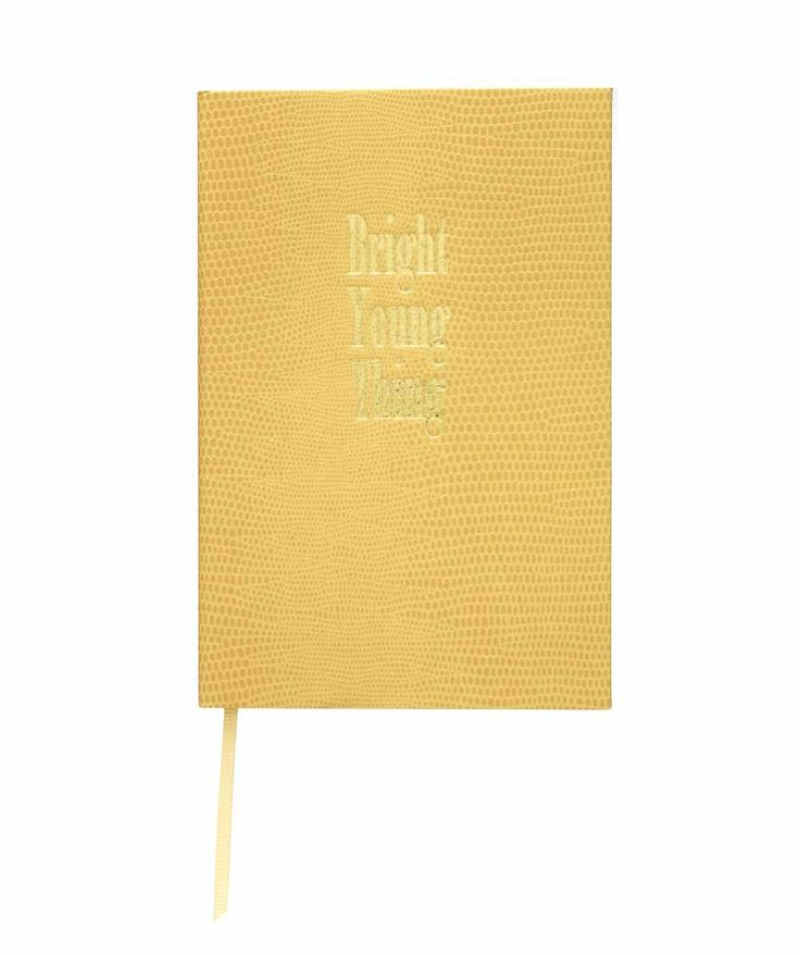 "Libreta A6 ""Bright Young Mind"" Disponible en: http://vbinspiration.com/disenadores/sloane-stationery/agenda-a6-bright-young-thing.html"