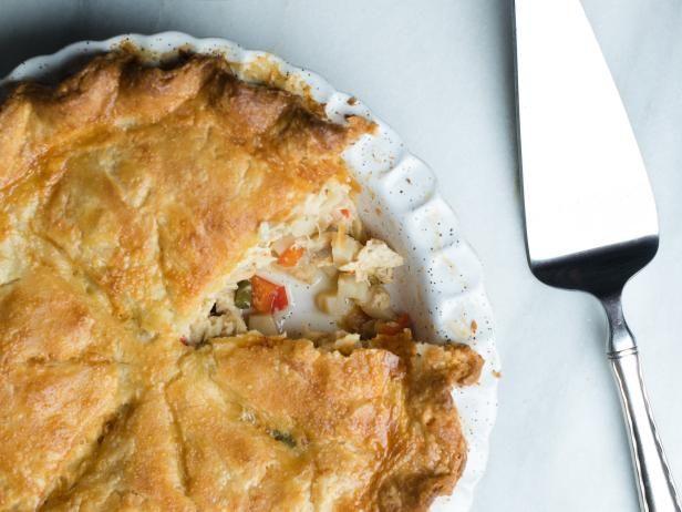 Shaker Style Chicken Pot Pie Recipe In 2018 Food Stuff