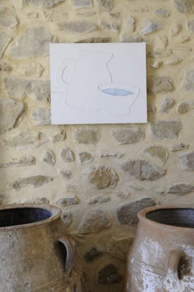 Renovation of a mas in Provence