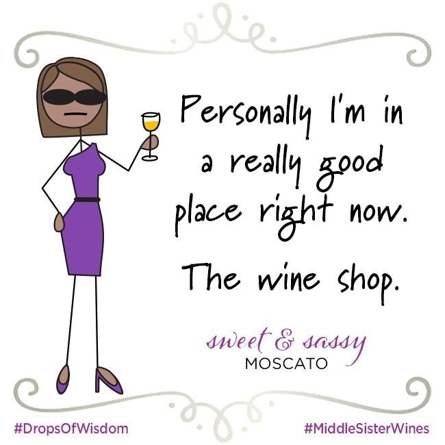 Find a happy place with Middle Sister wines near you: