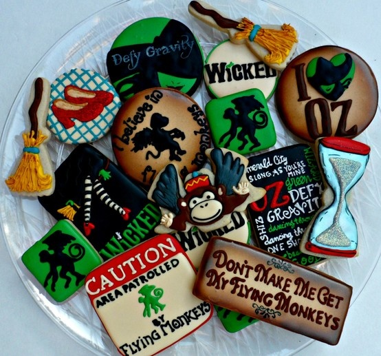 Wicked Musical Themed Party Co Es I Cant Even Handle This Amazingness