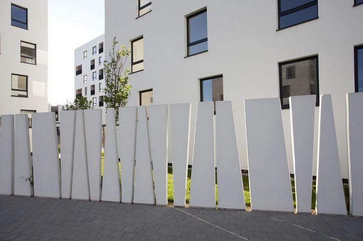 Residential complex Nová Terasa / Vallo Sadovsky Architects