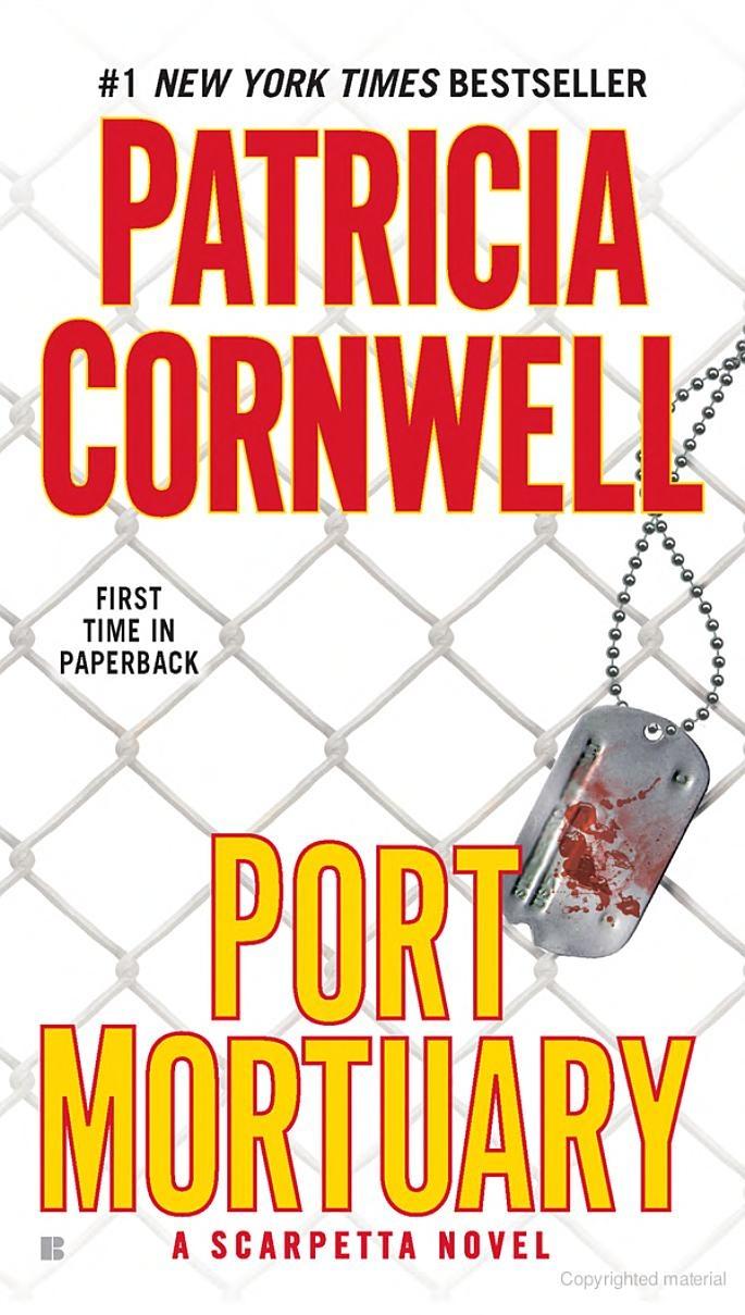 patricia cornwell red mist pdf
