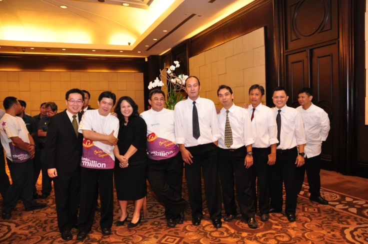 Accounting Team #InterContinental #Jakarta #Celebrate #Service #Week