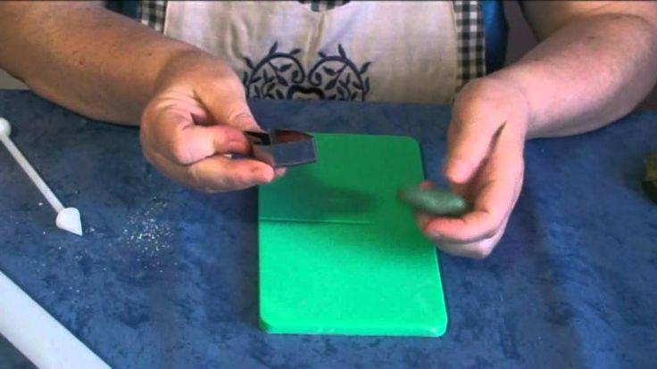 Tutorial peonia gum paste o pasta di gomma