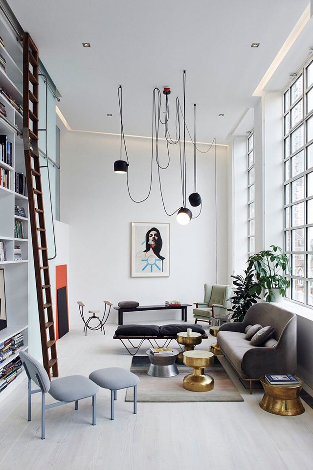 The Design Chaser: AIM Pendant Light by FLOS