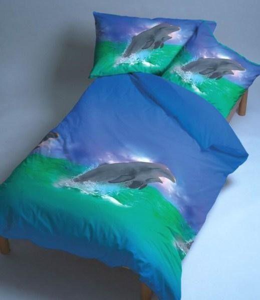 Dolfijnen Dekbedovertrek Lagun
