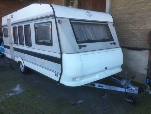 ≥ Sehr schöner HoBBY Prestige Caravan inkl. Markise und Fahrradträger – Caravans – Ma … – 'the camper idea'