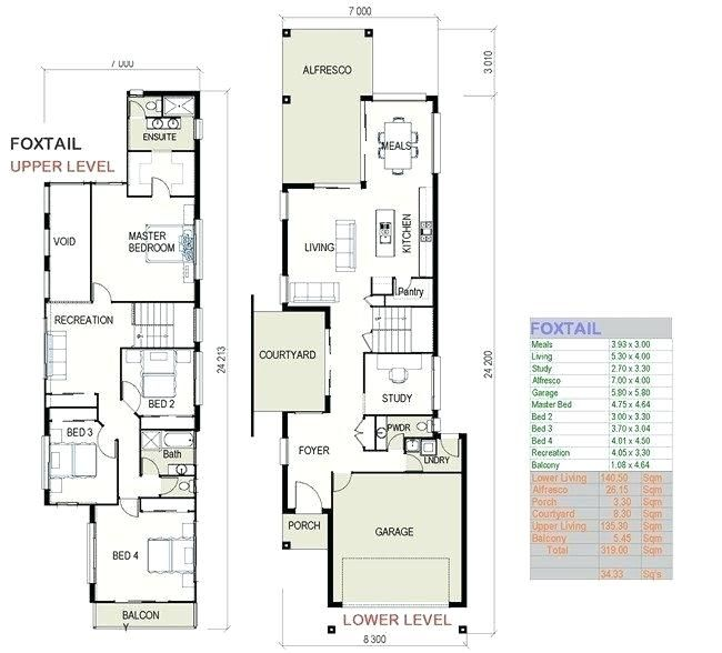 Narrow Lot House Plans Modern Free House Plans For Narrow Lots Fresh Modern Narrow Lot House Plans New Small L Narrow House Plans Narrow Lot House Narrow House
