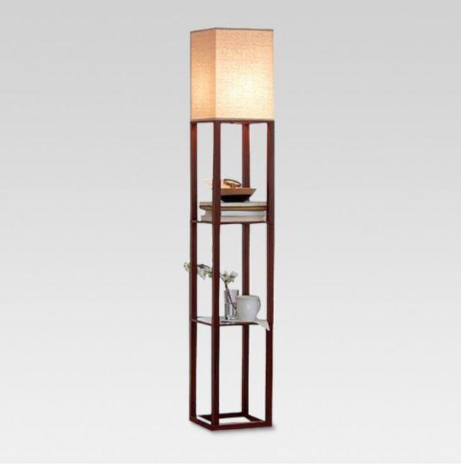 Shelf Floor Lamp - Target $42.74 - Best 25+ Target Floor Lamps Ideas On Pinterest Cheap Floor Lamps