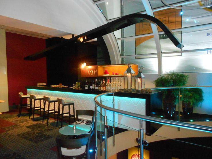 Nuovo bar dell'Hotel Parlament di Budapest