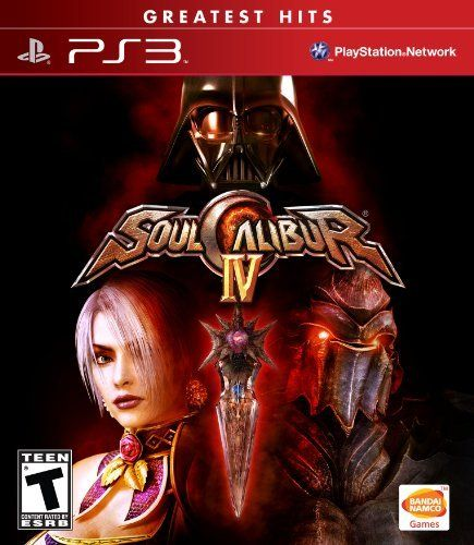 cool Fighting Games | Soul Calibur IV - Playstation 3