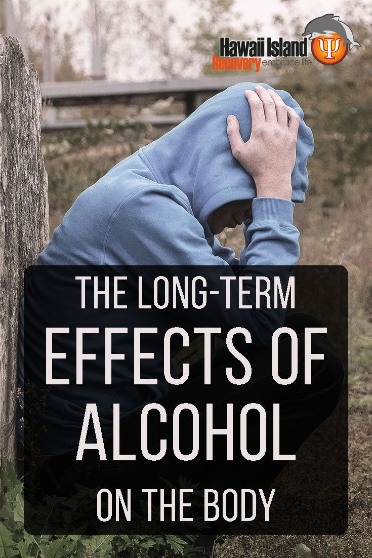 Read on to learn more about the lasting effects too much alcohol can have on your body #addiction #recovery