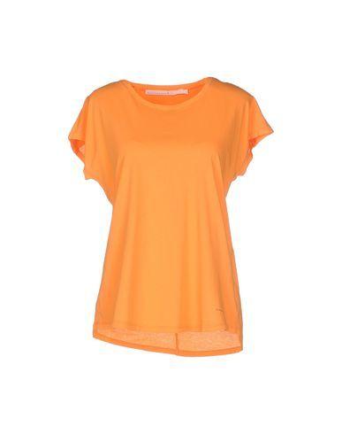 SCHUMACHER Women's T-shirt Orange 8 US