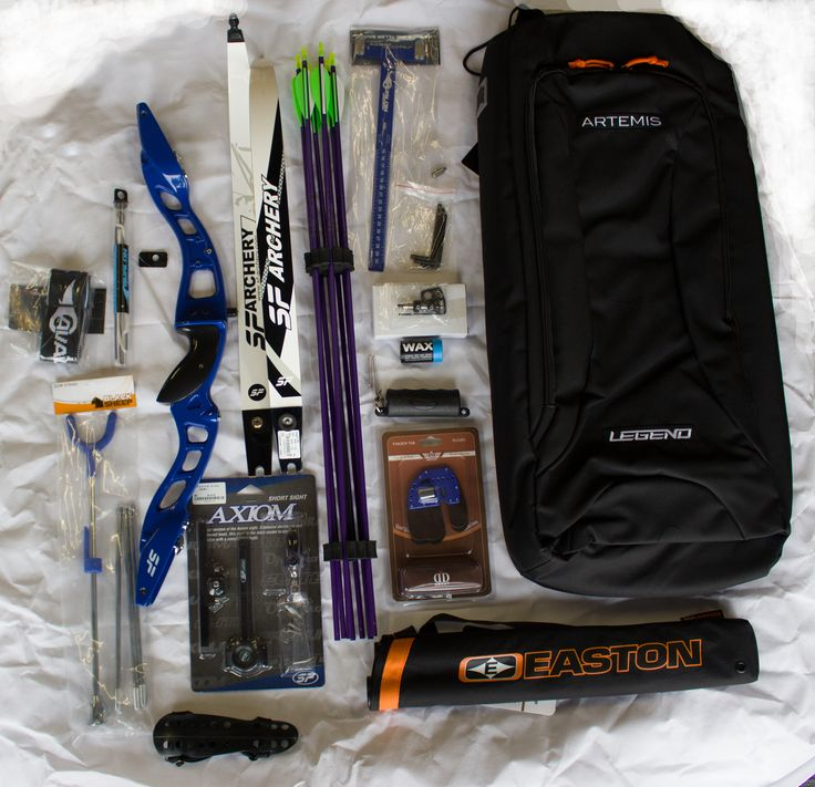 Silver archery Package from the best Archery Shop