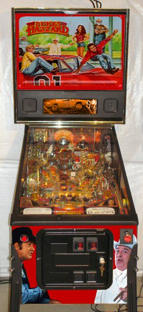 dukes of hazzard pinball machine for sale - Google Search