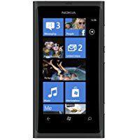 Nokia Lumia 800  Windows Smartphone - Noir Mat (Import Royaume Uni)